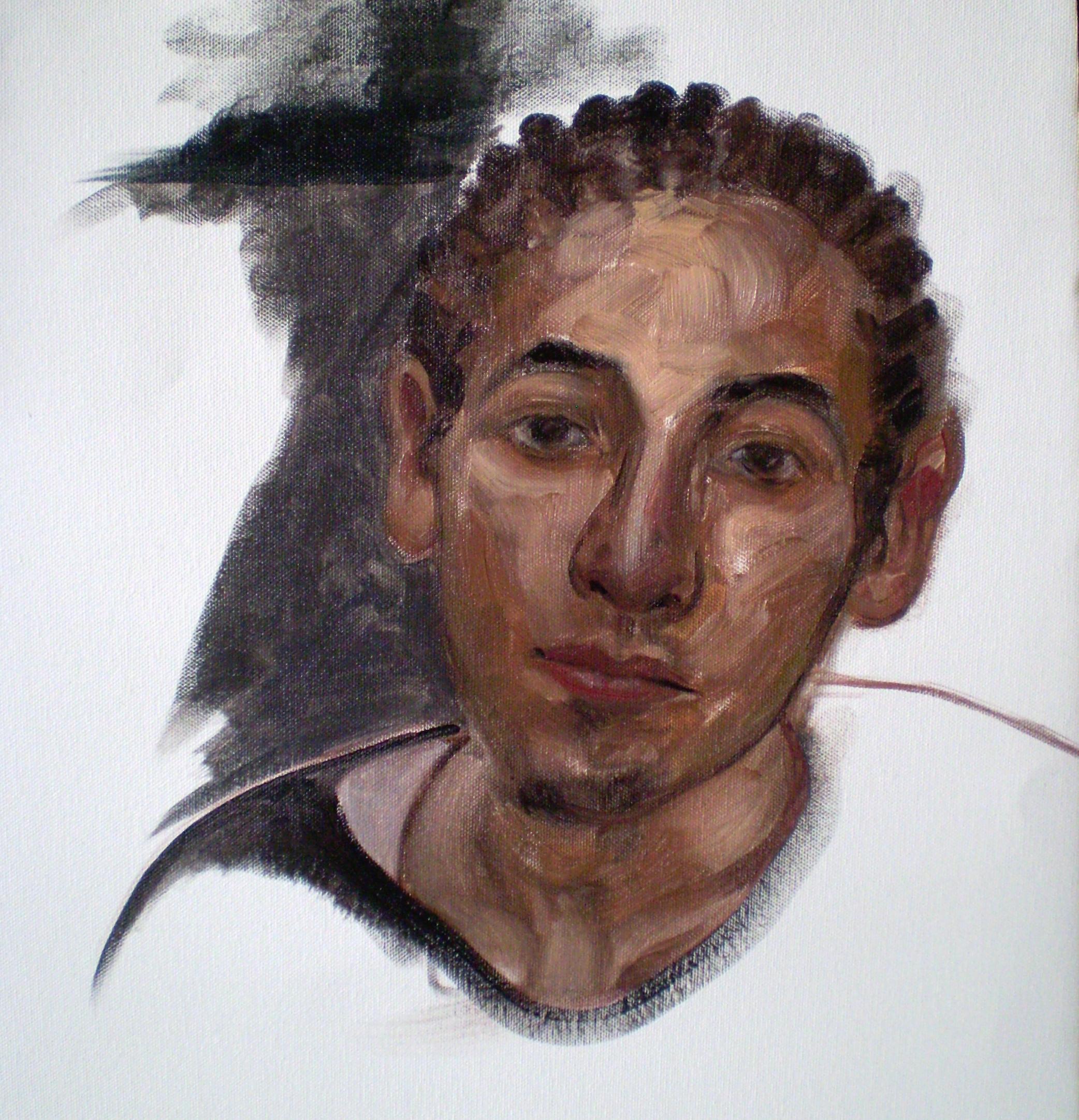 lee milby painting