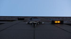 nyu building nyc photo torch