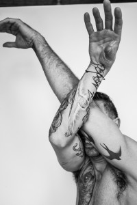 tattoo photography black and white