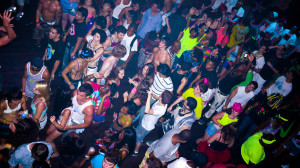 rave nyc photography huge party