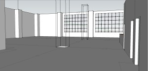 sketchup architectural design