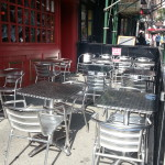 silver restaurant chairs