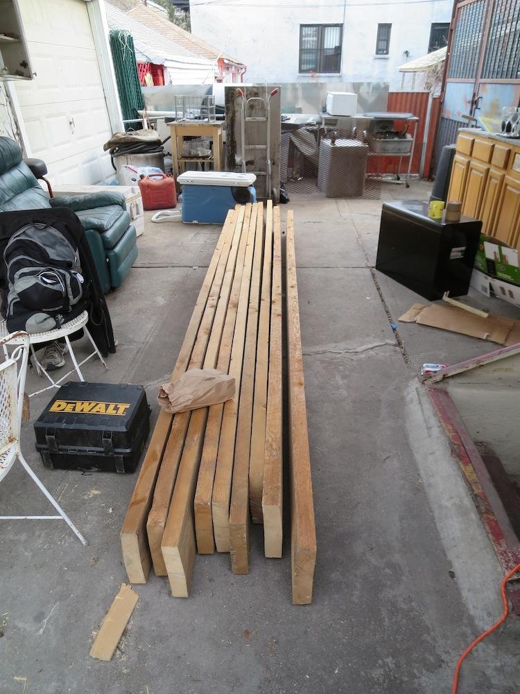 cooper union building materials