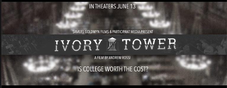 Ivory Tower Documentary by Andrew Rossi