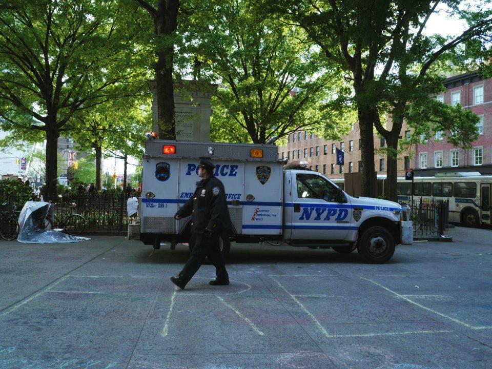 cooper union campus police