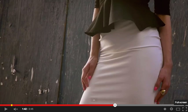 fashion video nyc