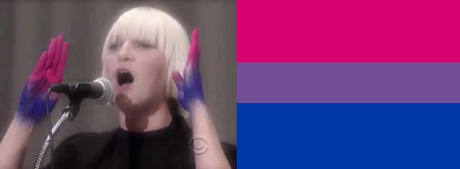 sia furler bisexual