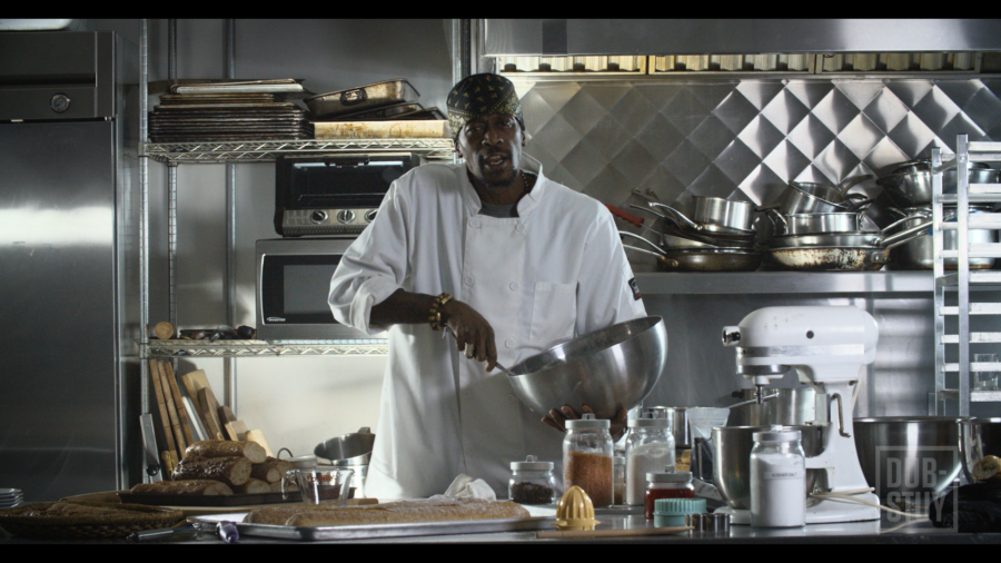 jahdan blakkamoore chef music video