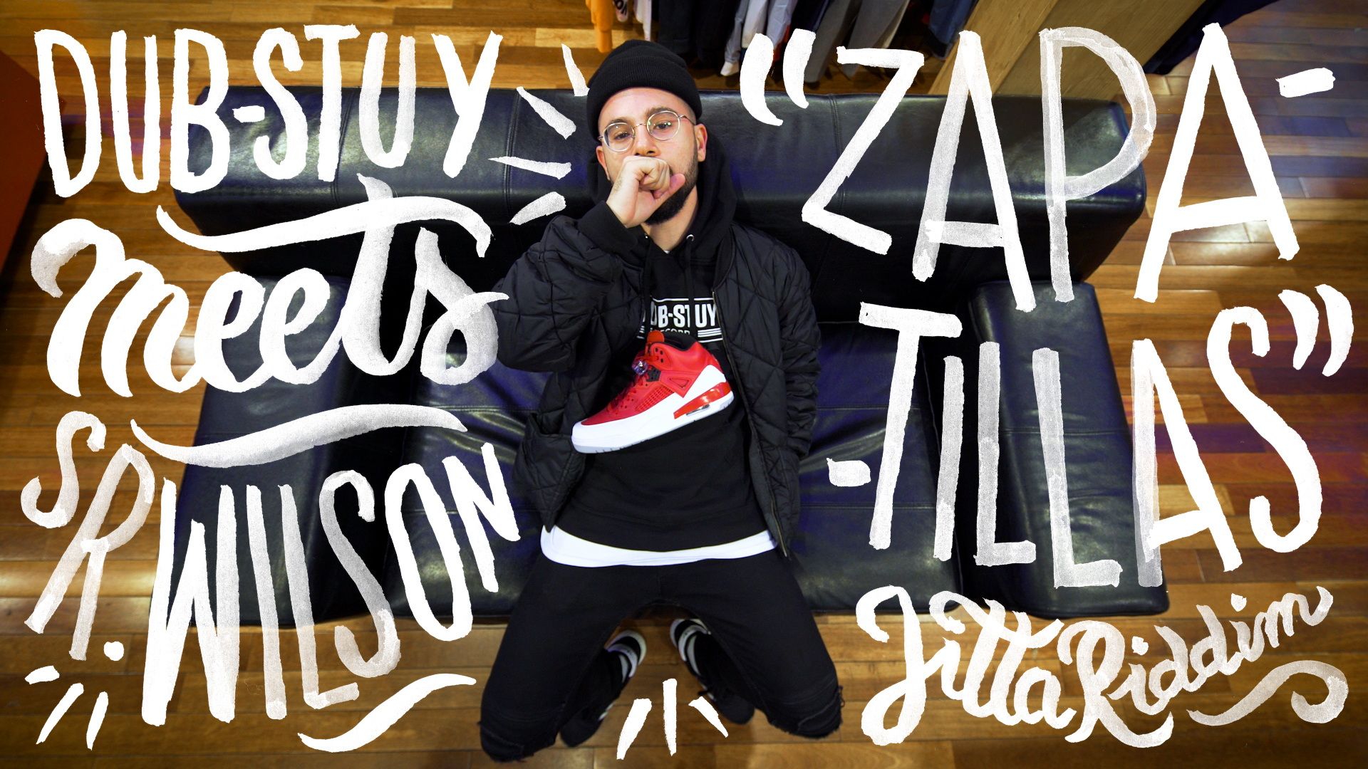 Senior Wilson Zapatillas Music Video Dubstuy