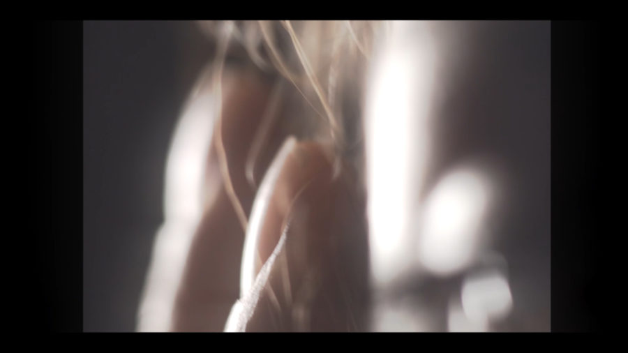 music video close up fingernail
