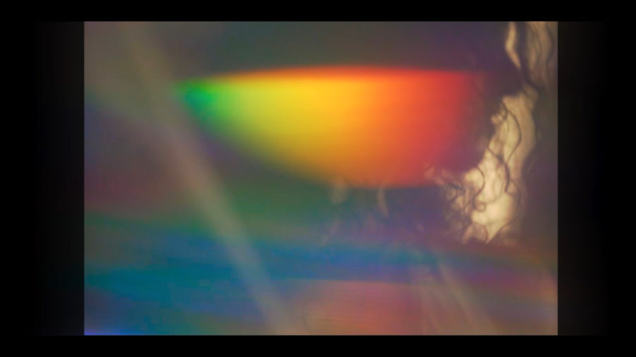 music video rainbow profile